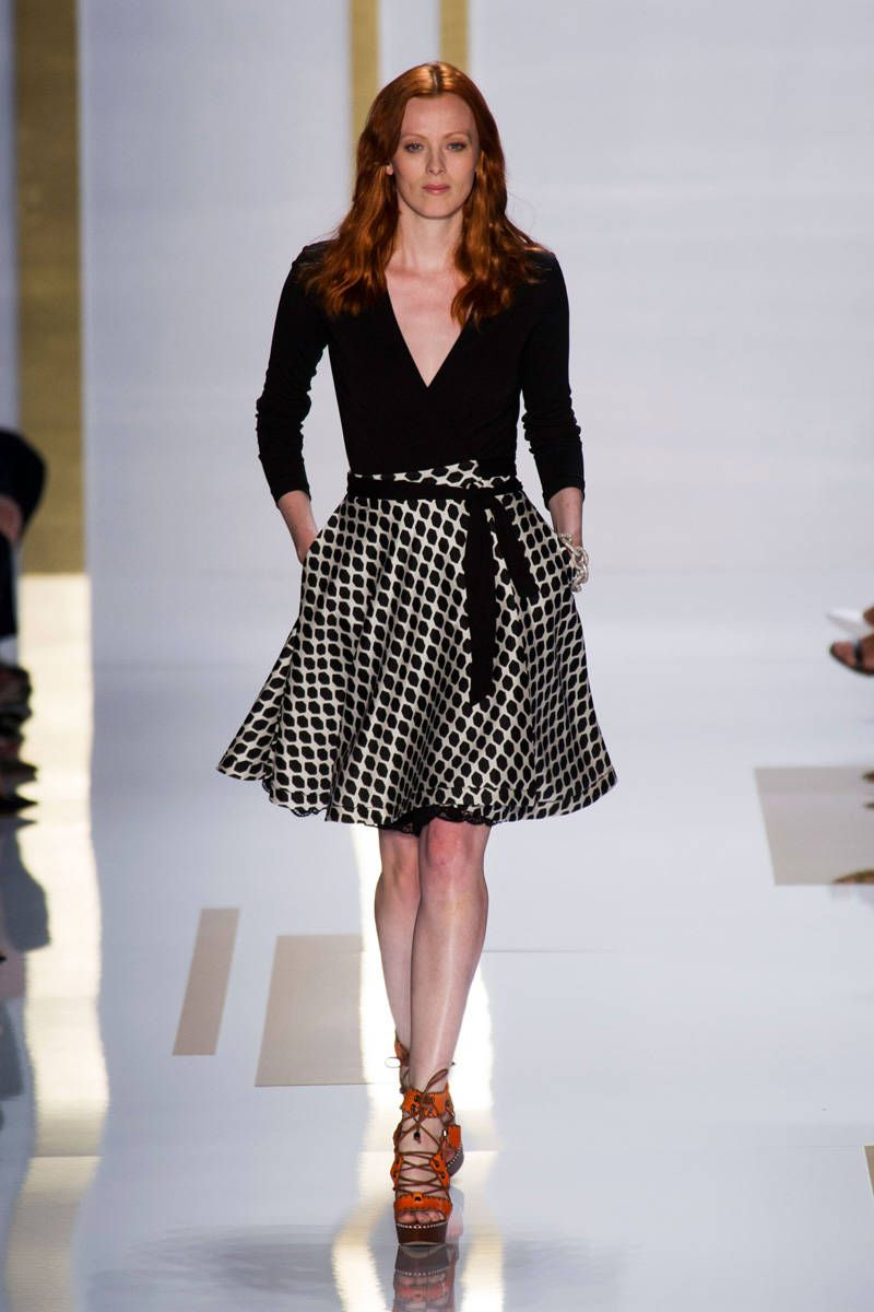 diane von furstenberg spring 2014 ready-to-wear photos