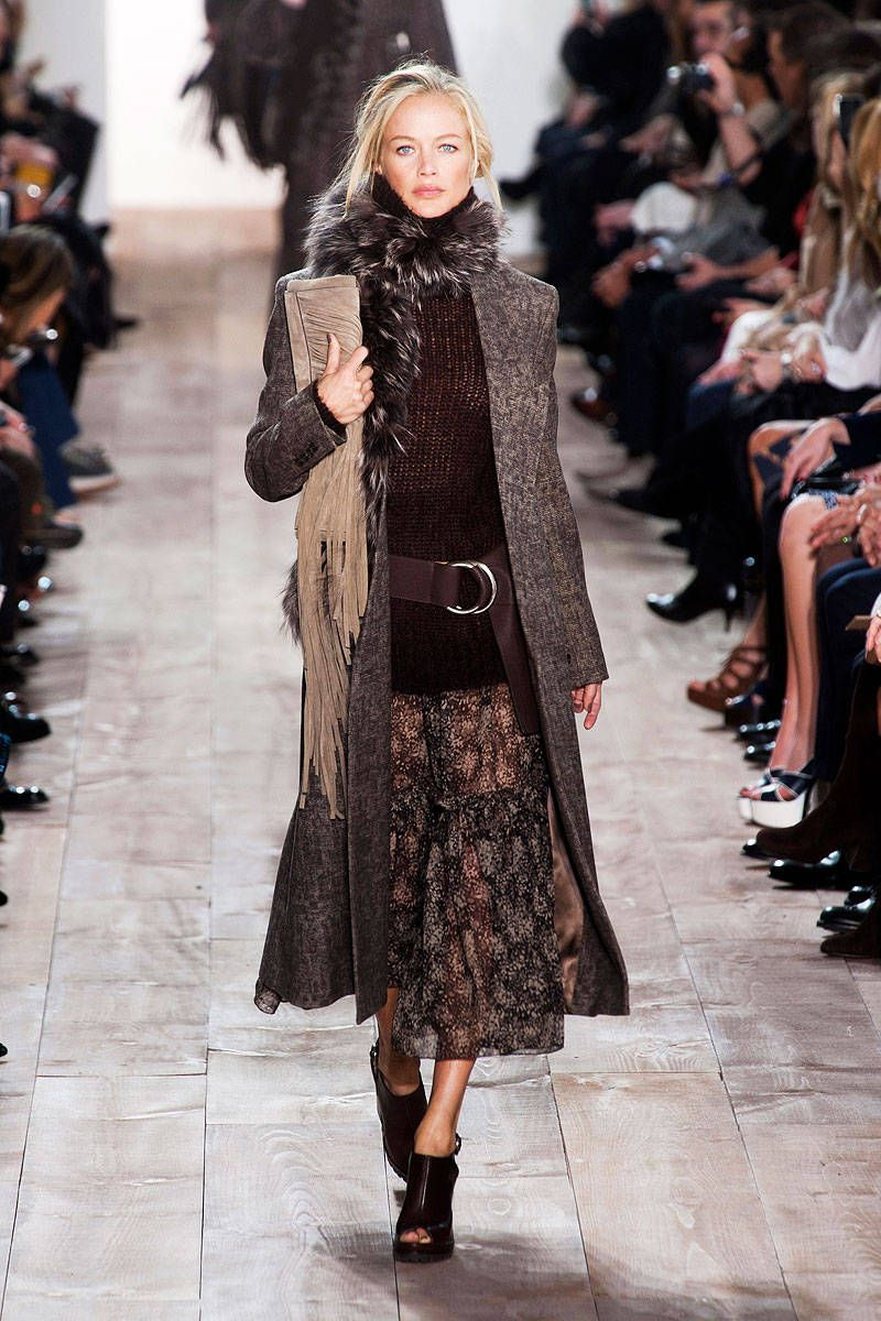michael kors fall 2014 ready-to-wear photos