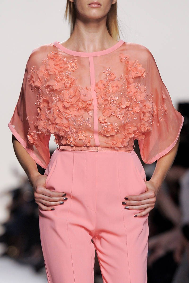 elie saab spring 2014 ready-to-wear photos