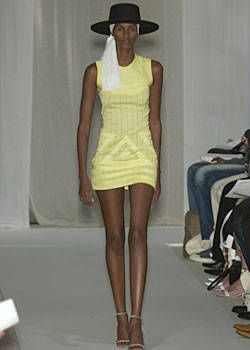 Alice Roi Spring 2004 Ready-to-Wear Collections 0001