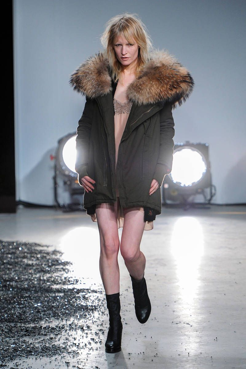 zadig and voltaire fall 2014 ready-to-wear photos