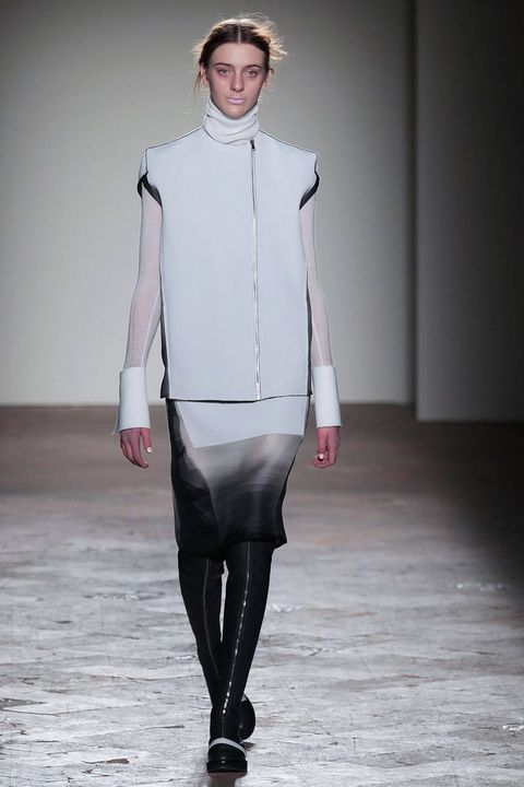 gabriele colangelo fall 2014 ready-to-wear photos