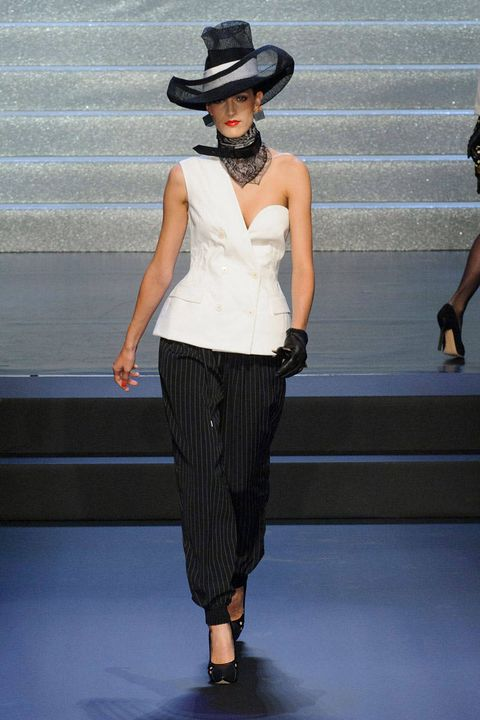 Jean Paul Gaultier Spring 2015 Ready-to-Wear Collection