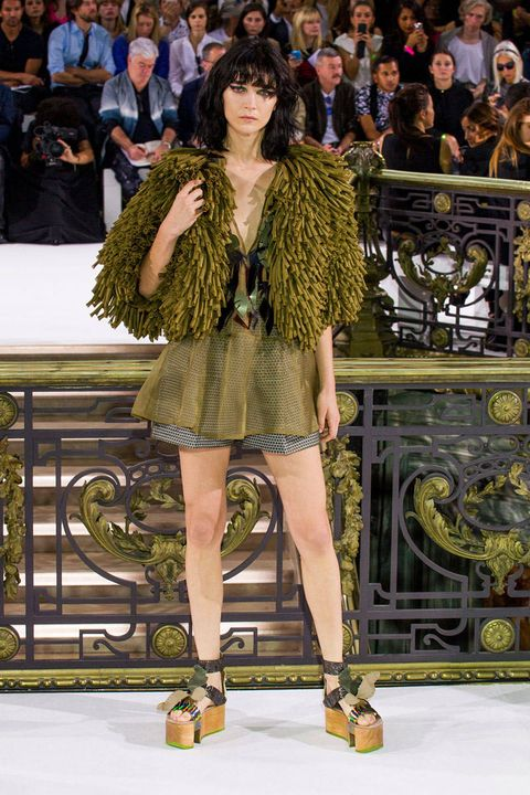 John Galliano Spring 2015 Ready-to-Wear Collection