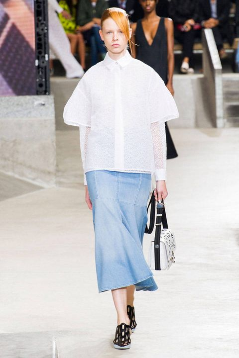 Kenzo Spring 2015 Ready-to-Wear Collection