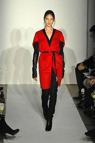 Zero Maria Cornejo Fall 2008 Ready-to-wear Collections - 001