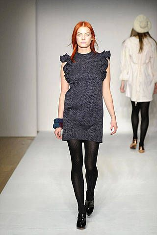 Karen Walker Fall 2008 Ready-to-wear Collections - 003