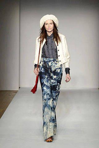 Karen Walker Fall 2008 Ready-to-wear Collections - 001