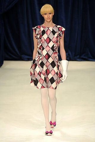 Eley Kishimoto Fall 2008 Ready-to-wear Collections - 001