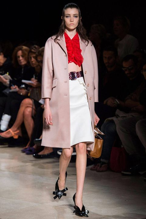 Miu Miu Spring 2015 Ready-to-Wear Collection