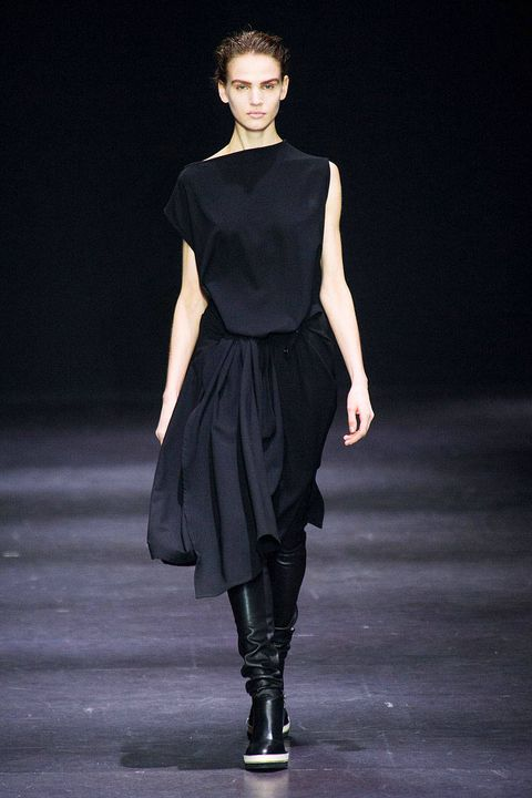 ann demeulemeester fall 2014 ready-to-wear photos
