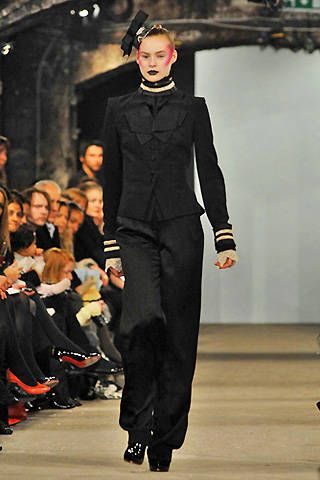 Nathan Jenden Fall 2008 Ready-to-wear Collections - 001