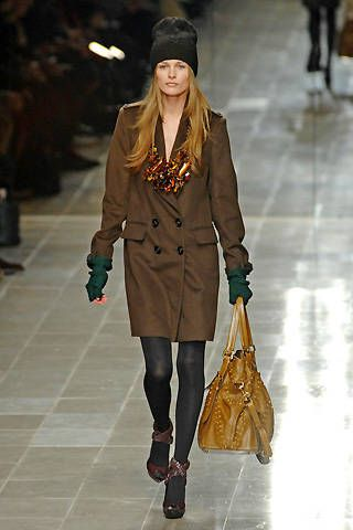 Burberry Prorsum Fall 2008 Ready-to-wear Collections - 001