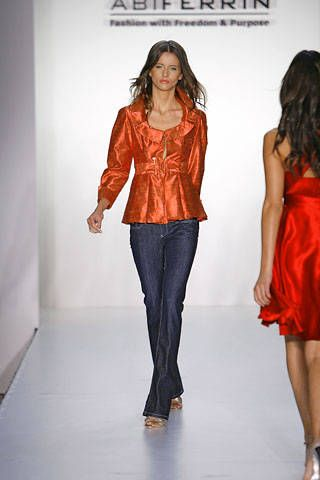 Abi Ferrin Spring 2009 Ready-to-wear Collections - 002