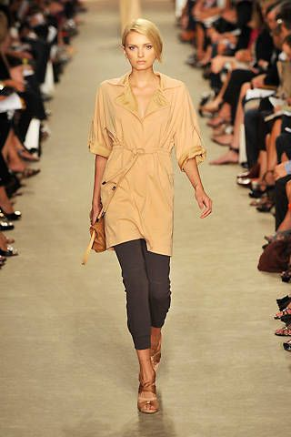 Derek Lam Spring 2009 Ready-to-wear Collections - 001