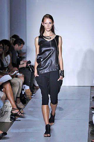 Zero + Maria Cornejo Spring 2009 Ready-to-wear Collections - 001
