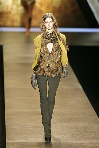 Nina Ricci Fall 2008 Ready-to-wear Collections - 001