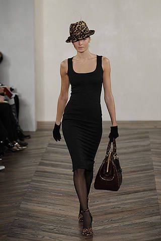 Ralph Lauren Fall 2008 Ready-to-wear Collections - 001