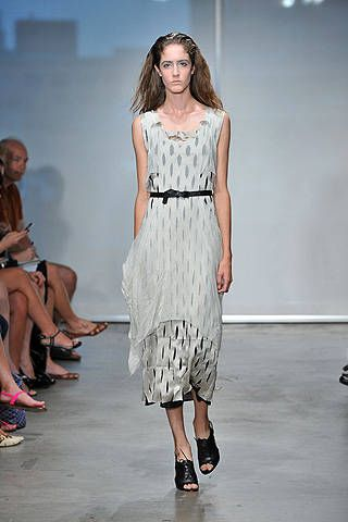 Jeremy Laing Spring 2009 Ready-to-wear Collections - 001