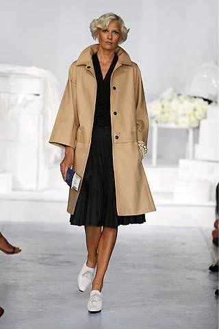 Charles Nolan Spring 2009 Ready&#45&#x3B;to&#45&#x3B;wear Collections &#45&#x3B; 001