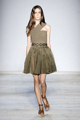 Philosophy di Alberta Ferretti Spring 2009 Ready-to-wear Collections - 001