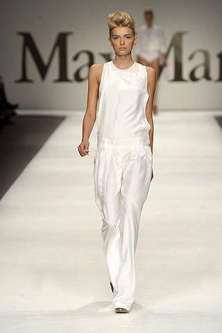 Max Mara Spring 2009 Ready&#45&#x3B;to&#45&#x3B;wear Collections &#45&#x3B; 001