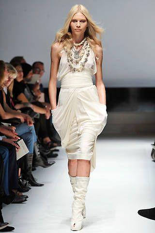 Alessandro DellAcqua Spring 2009 Ready-to-wear Collections - 001