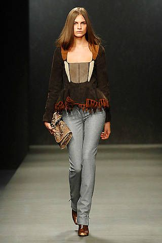 Trussardi Fall 2008 Ready-to-wear Collections - 001