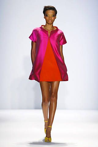 Joanna Mastroianni Spring 2009 Ready-to-wear Collections - 001
