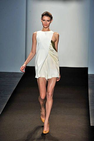 Vanessa Bruno Spring 2009 Ready&#45&#x3B;to&#45&#x3B;wear Collections &#45&#x3B; 001