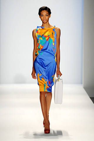Terexov Spring 2009 Ready-to-wear Collections - 001