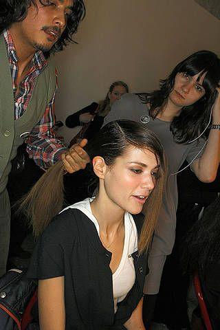 Hair, Face, Head, Hairstyle, Style, Black hair, Youth, Fashion, Long hair, Facial hair,