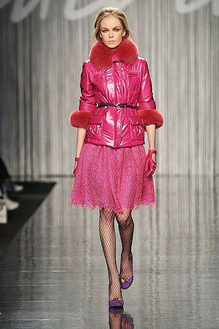 Enrico Coveri fall fashion 2009