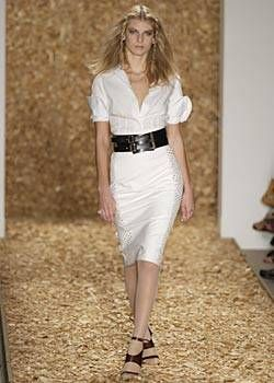 Anne Klein Spring 2004 Ready-to-Wear Collections 0001