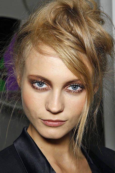 Nose, Lip, Mouth, Hairstyle, Chin, Forehead, Eyebrow, Eyelash, Style, Iris,