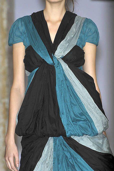 Clothing, Blue, Shoulder, Textile, Teal, Aqua, Turquoise, Style, Electric blue, Fashion model,