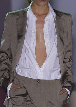 Cerruti Spring 2004 Ready-to-Wear Detail 0001