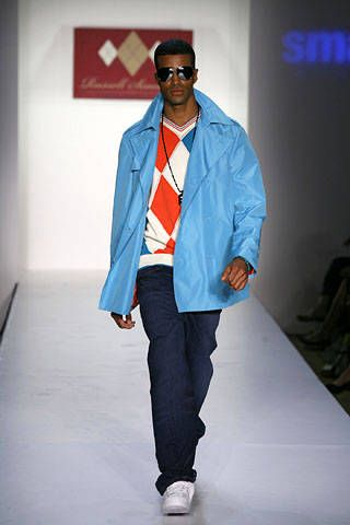 Russell Simmons Argyle Culture Spring 2009 Ready-to-wear Collections - 001