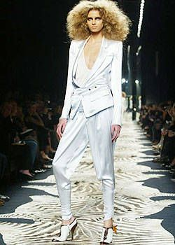 YSL Rive Gauche Spring 2004 Ready-to-Wear Collections 0001