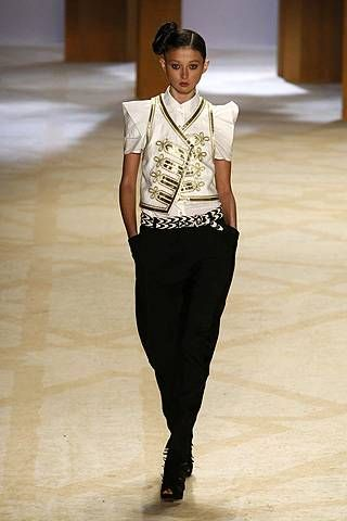 3.1 Phillip Lim Spring 2009 Ready-to-wear Collections - 001