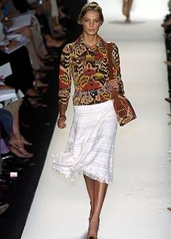 Oscar de la Renta Spring 2005 Ready-to-Wear Collections 0001