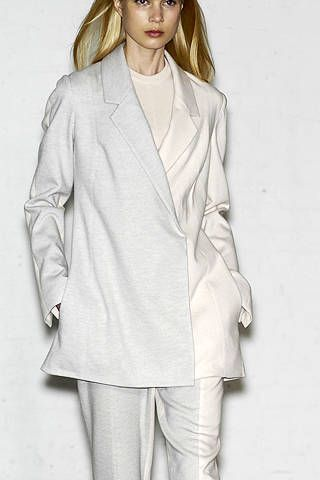 Josh Goot fall fashion 2009