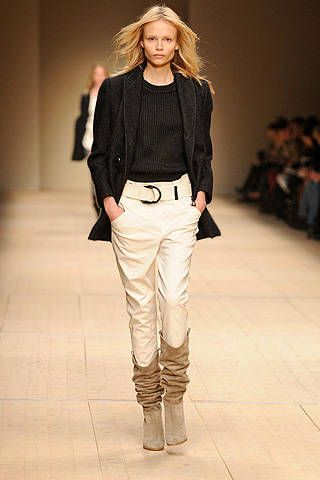 Isabel Marant Fall 2008 Ready-to-wear Collections - 001