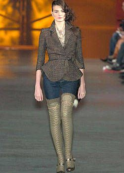 Rafael Lopez Fall 2004 Ready-to-Wear Collections 0001