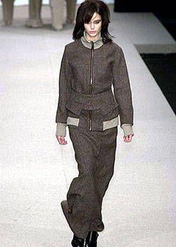 Miki Fukai Fall 2004 Ready-to-Wear Collections 0001