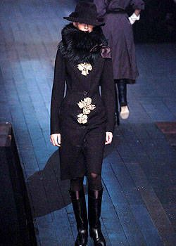 Lanvin Fall 2004 Ready-to-Wear Collections 0001