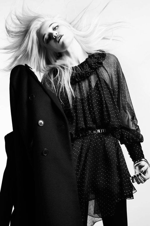 saint laurent pre-fall 2013 photos