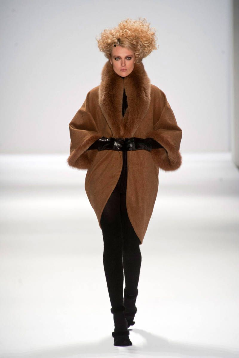 zang toi fall 2013 ready-to-wear photos