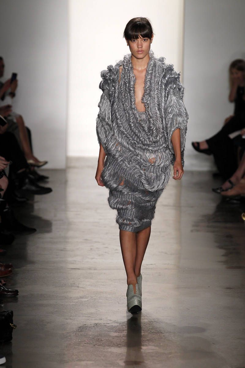 paula cheng parsons mfa spring 2013 ready-to-wear photos