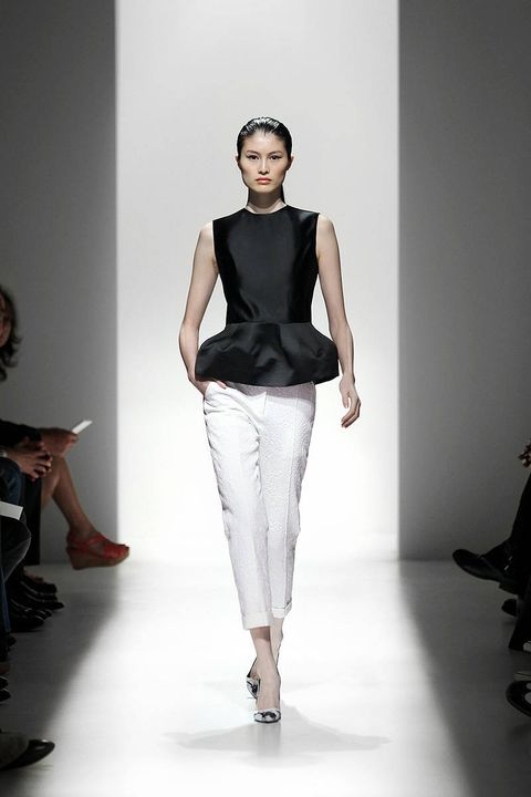 pierre balmain spring 2013 new york fashion week